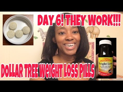 THEY WORK!!! DOLLAR TREE- Nature's Measure Weight Loss ...