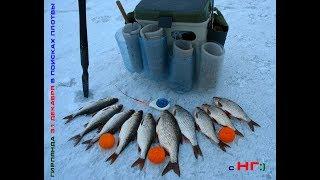 Рыбалка 31 декабря 2018