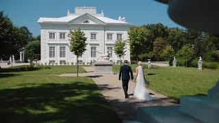 Свадьба Вильнюс, Литва. Клип. 2015.07.25