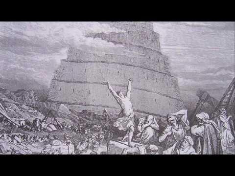 La tour de Babel et la confusion des langues (Serge Leclaire et Paul Ricoeur)
