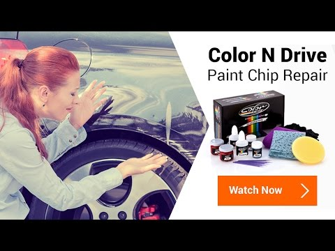 Color N Drive Car Paint Chip Touch Up Remover & Repair Kit