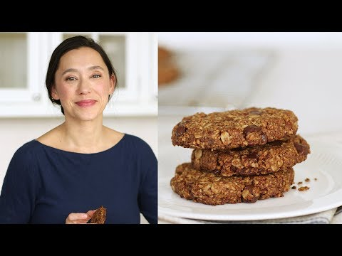 Pecan, Oat and Dark-Chocolate-Chunk Cookies- Healthy Appetite with Shira Bocar