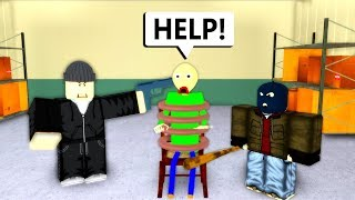 Baldi Gets Kidnapped (Roblox Animation)