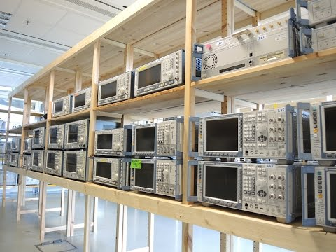 RF Electronic Test And Measurment Equipment From Global Leader In Mobile Technology