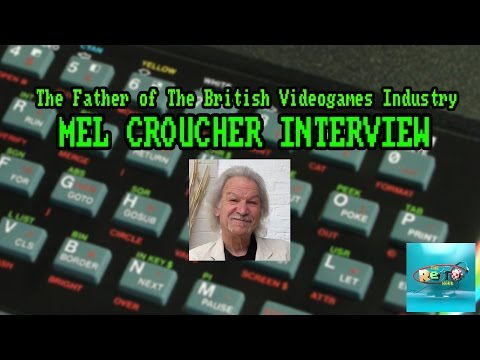The Father of The British Videogames Industry, Mel Croucher - The Retro Hour EP50