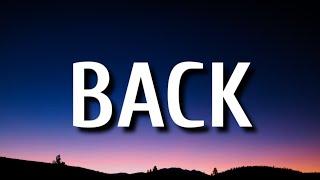 Alan Jackson - Back (Lyrics)