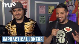Impractical Jokers: Inside Jokes - Odd Ball Bowling | truTV