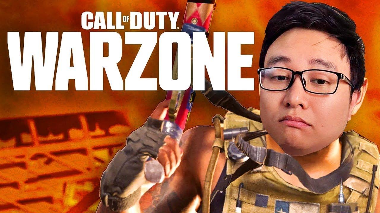 Call of Duty Warzone – TOP 1 RỒI, XÓA GAME THÔI !!!
