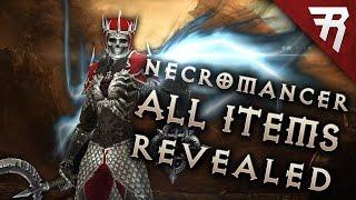 Video NECROMANCER GAMEPLAY: All Legendary Items! (Diablo 3 2.6 beta) download MP3, 3GP, MP4, WEBM, AVI, FLV September 2017