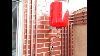 MY BOILER LOSES WATER AND EMPTY. EXPLANATION AND SOLUTION OF THE PROBLEM ,.