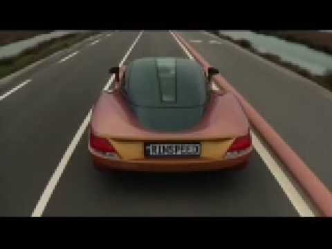 2009 Rinspeed Ichange Concept Car Youtube