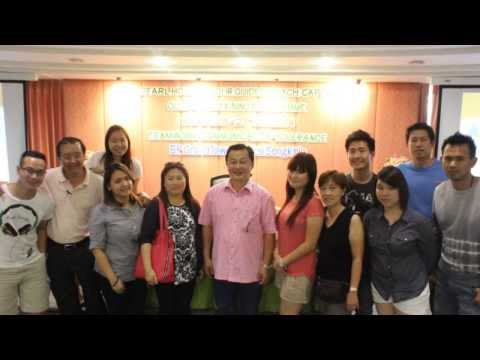 Pearl Holiday Tour Guide & Coach Captain Outdoor Training Programme (HD)