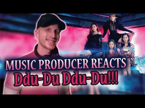 Music Producer Reacts to BLACKPINK - DDU-DU DDU-DU (FIRST TIME HEARING BLACKPINK!!!)