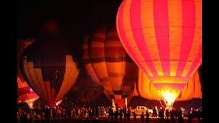 Singa Park Chiang Rai Hot Air Balloon festival 2018