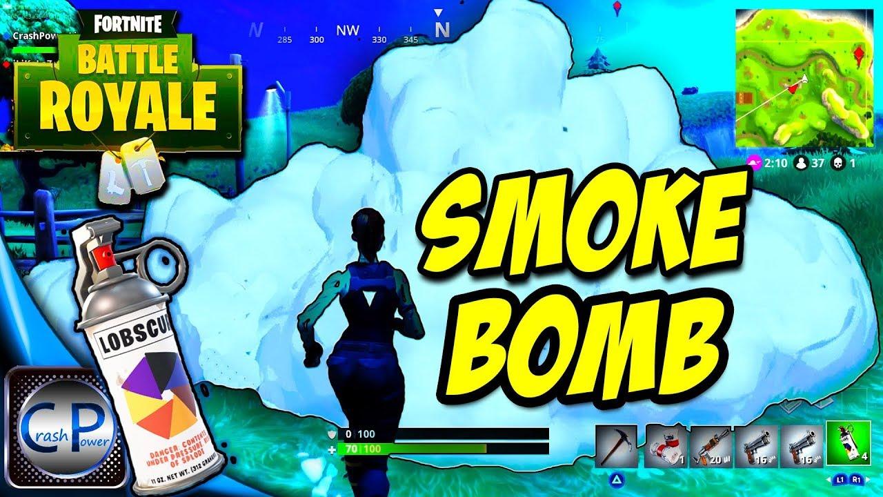 NEW Fortnite Update! SMOKE GRENADES in Fortnite Battle Royale! PLUS  Fortnite now in 4K on XboxOne X