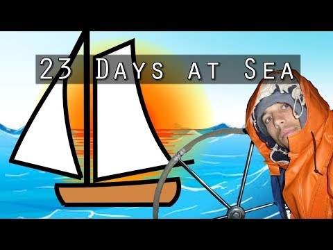 Real Talk- Sailing Across the Pacific Ocean