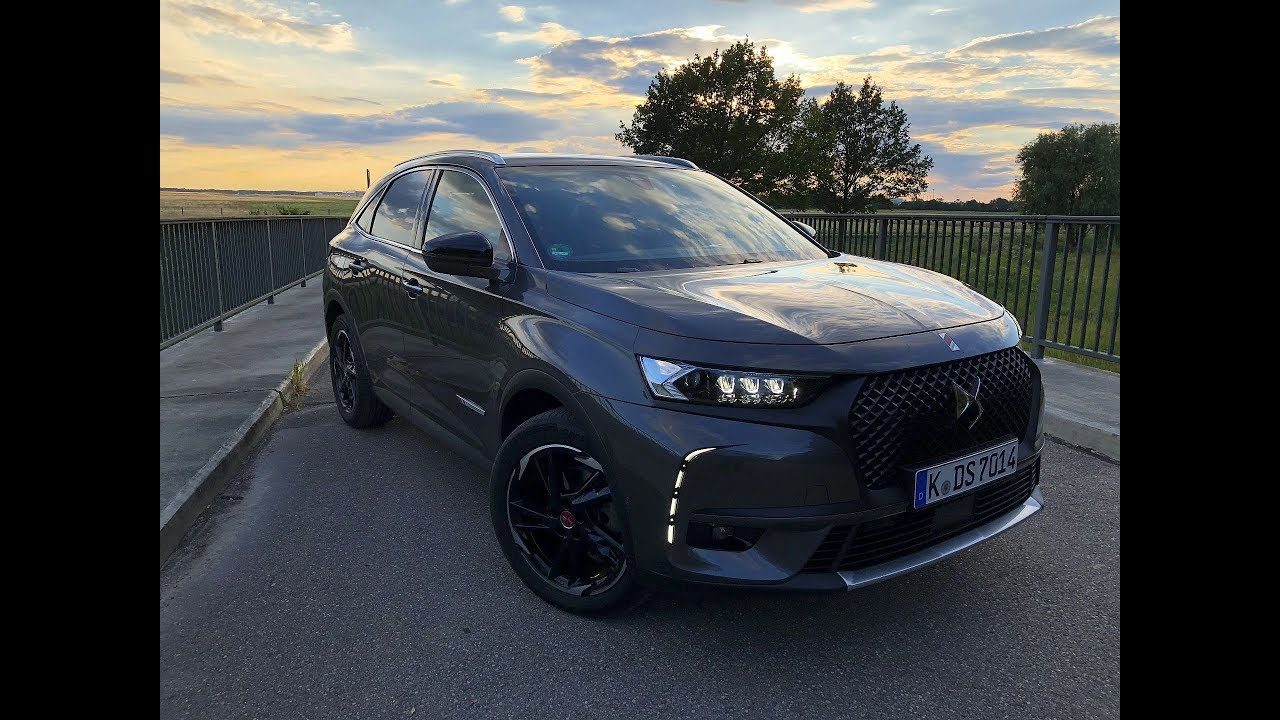 2018 ds7 crossback bluehdi 180 ds performance line ein suv zum verlieben youtube. Black Bedroom Furniture Sets. Home Design Ideas