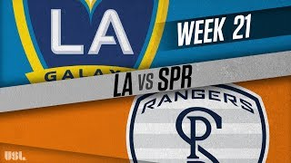 LA Galaxy vs Swope Park Rangers: August 1, 2018