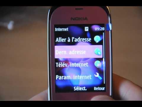 Test du Nokia 7230 par Test-Mobile.fr