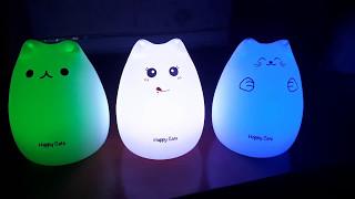 Светящиеся Коты