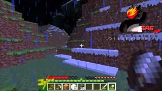 SRG : Minecraft Co-op - #1 บ้านใต้ดิน