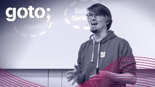 GOTO 2019 • 3 Common Pitfalls in Microservice Integration & How to Avoid Them • Bernd Rücker