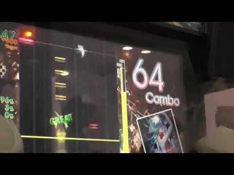 『GITADORA Tri-Boost DrumMania』 WITCH HUNT(SOUND HOLIC feat. YURiCa) (EXTREME 7.30)