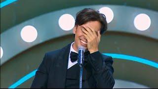 Максим Галкин рассказывает неприличный анекдот (Вырезанное из ТВ)