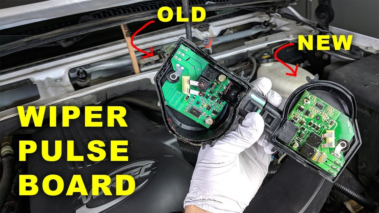 2013 Forester Fuse Diagram Wipers Won T Turn Off This Is The Fix Youtube