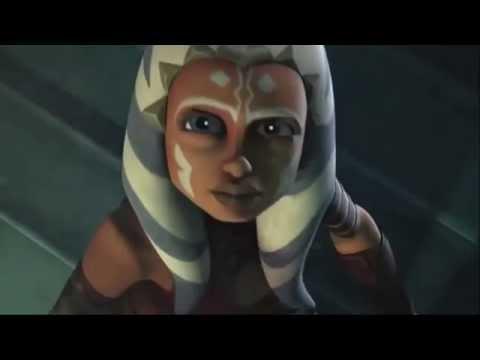 Anakin/Vader- Ashoka Tribute (Maps)