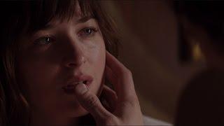 Откройся мне — «Пятьдесят оттенков серого» (2015) сцена 3/10 HD