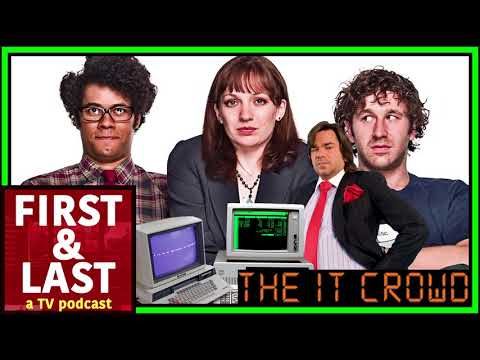Episode 36: The IT Crowd