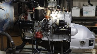 Двигатель ГАЗ -12 ЗИМ | СТО МОТОР