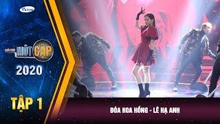 Đóa hoa hồng - Hạ Anh | Trời sinh một cặp mùa 4 | Vietcom Entertainment