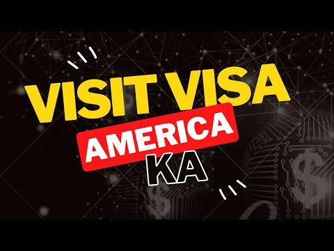 Visit Visa For USA - From Pakistan to United States of America