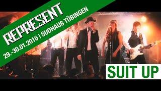REPRESENT-TV | Tübingen | 2016 | Interview | Suit Up