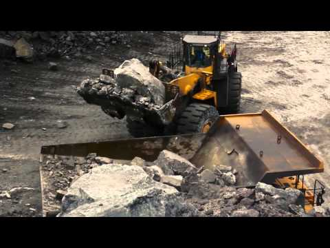 777D F Iron Ore Hi Density Bodies Havre St  Pierre Quebec