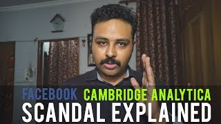 Cambridge Analytica & Facebook Controversy Explained (Hindi)
