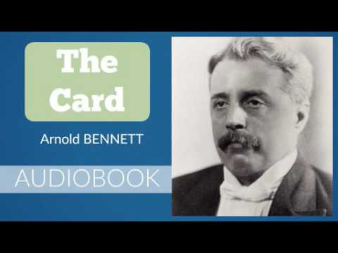 The Card by Arnold Bennett - Audiobook ( Part 1/2 )