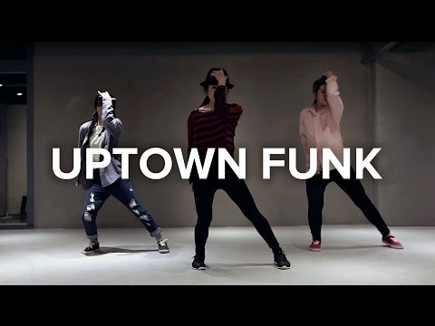 May J Lee Choreography / Uptown Funk Uptown Funk - Mark Rons