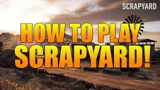 How To Play Scrapyard: Ghost War Map Breakdown Tips & Tricks | High Traffic Areas, Spawns & MORE!