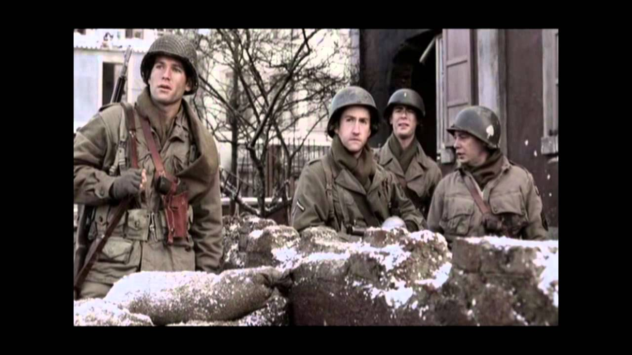 Tom Hanks Cameo in Band of Brothers - YouTube