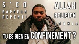❤ S'CO JALLOUD : ex artiste de SAMAT, rappeur repenti, rappel au croyant ( confinement, coronavirus)
