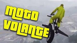 LA MOTO VOLANTE (Pegassi Oppressor) - GTA Online