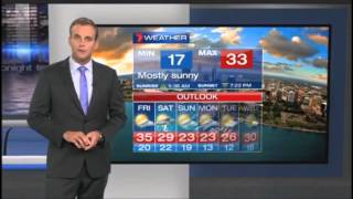 Seven News Perth / Today Tonight | Weather & Closer - (27.01.2016)