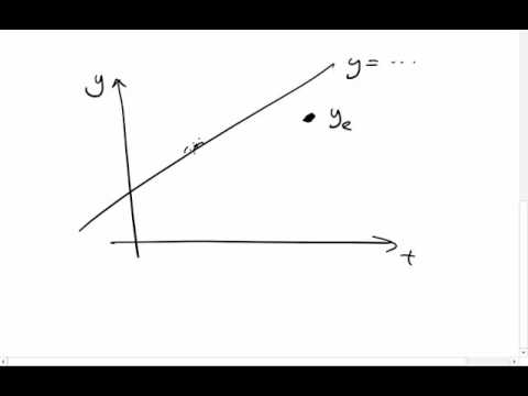 how to find equilibrium solution of differential equation