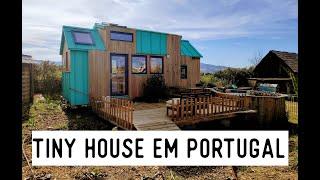 Construir Uma Tiny House Em Portugal