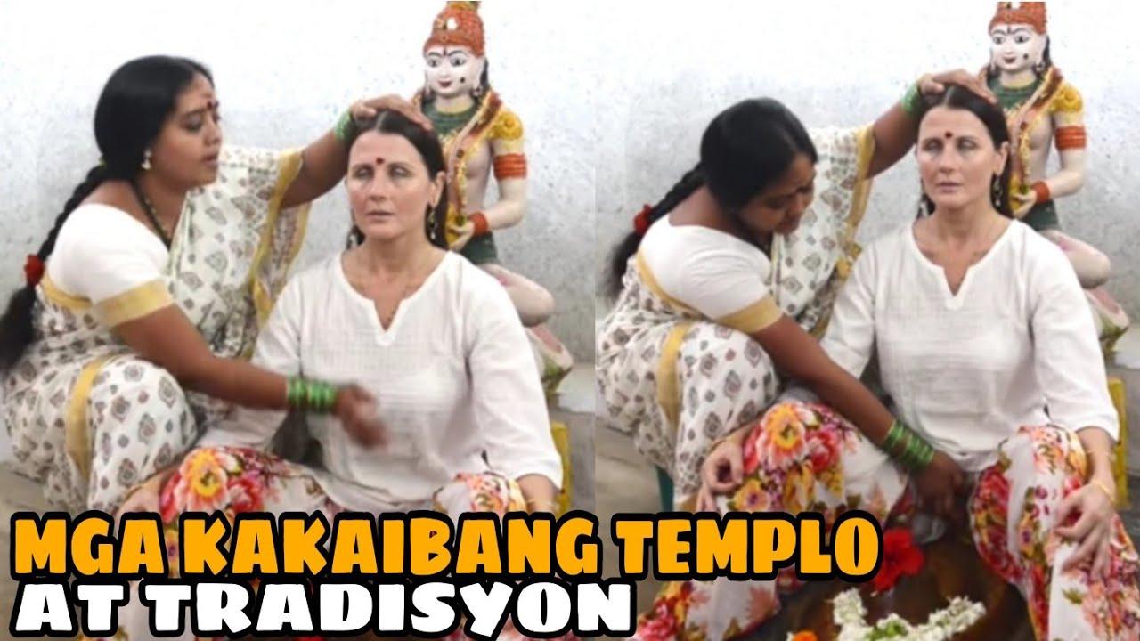 MGA KAKAIBANG TEMPLO AT TRADISYON NA NGAYON MO LAMANG MAKIKITA