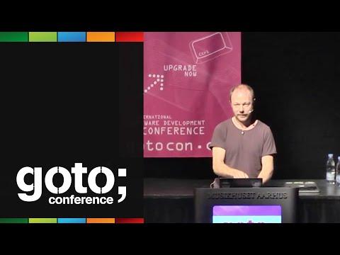 GOTO 2013 • Power Use of UNIX • Dan North