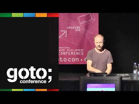 GOTO 2013 • Power Use of UNIX • Dan North